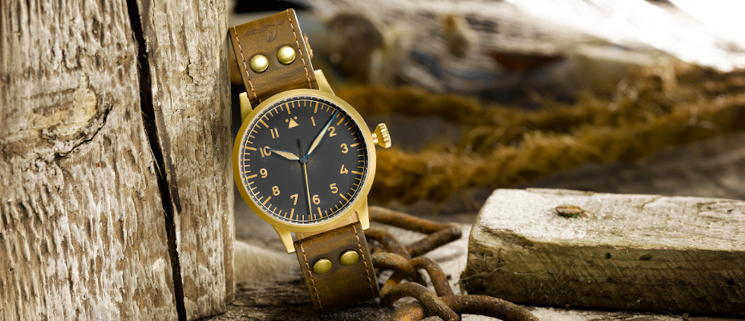 UHR LACO WESTERLAND BRONZE BAUMUSTER A