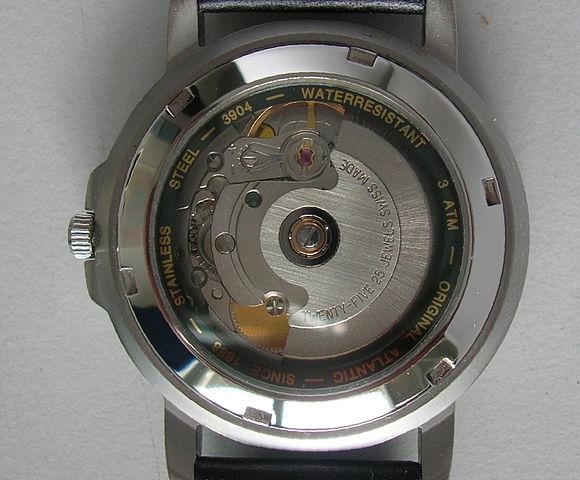 Uhren Köck Technuk-ABC Bild Automatischer Aufzug