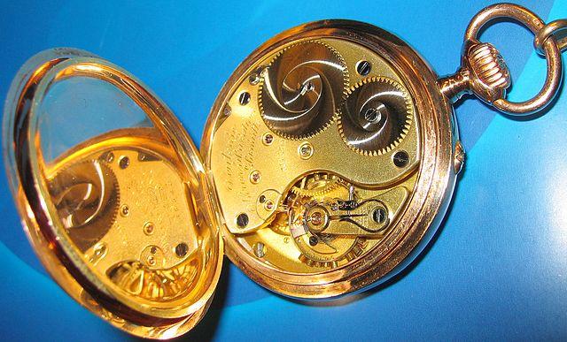 Uhren Köck Technik-ABC Bild Glashütter Sonnenschliff