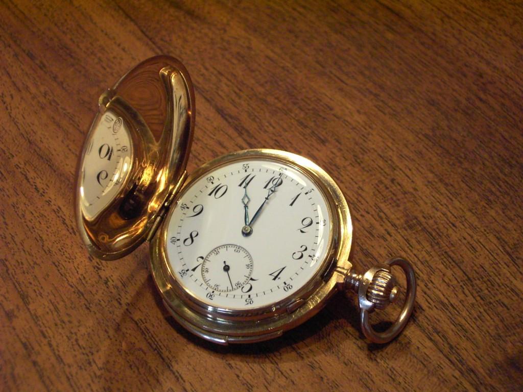 Uhren Köck Technik-ABC Bild Savonnette