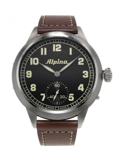 ALPINA STARTIMER PILOT HERITAGE AL-435B4SH6