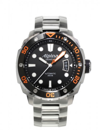 ALPINA SEASTRONG DIVER 300 AL-525LBO4V26B
