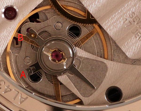 Uhren Köck Lexikon Bild Spiralklötzchen-Spiralschlüssel
