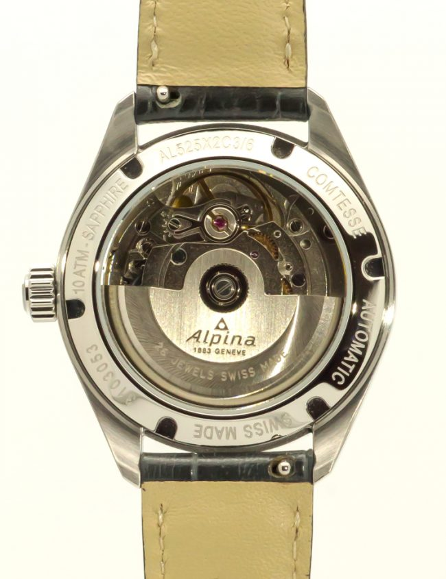 ALPINA COMTESSE SPORT AUTOMATIC AL-525SF2C6