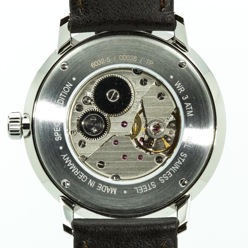 Uhren Köck Lexikon Bild Handaufzugsuhren Werk