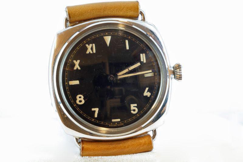 Uhren Köck Uhrenlexikon Bild Taucheruhren 1 Panerai