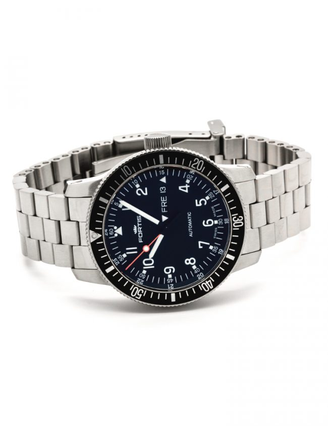 Fortis Official Cosmonauts 647.10.11.M