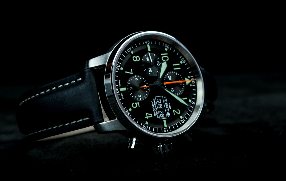 FORTIS FLIEGER PROFESSIONAL CHRONOGRAPH 705.21.11.L.01-FS