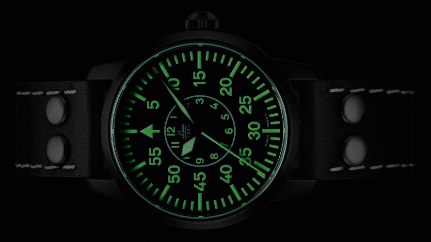 Uhren Köck Uhrenlexikon Superluminova Bild 2