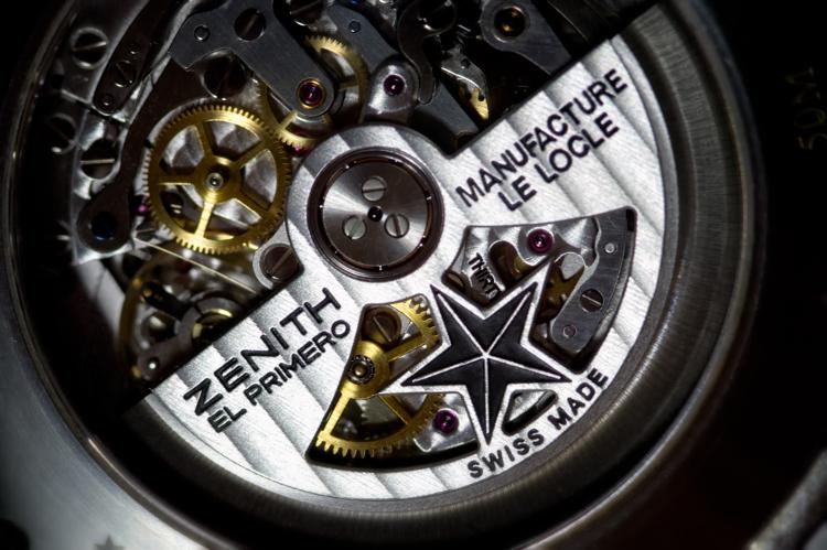 Uhren Köck Uhrenlexikon Bild Chronographen Entwicklung-3-El_Primero_Werk