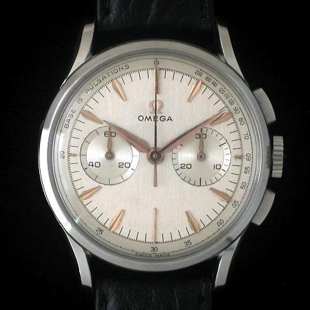 Uhren Köck Uhrenlexikon Bild Pulsometer-Skala
