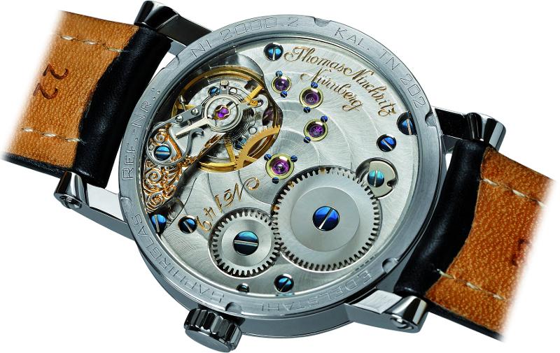 Uhren Köck Uhrenlexikon Bild Ganggenauigkeit