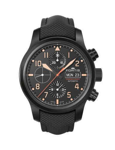 FORTIS AEROMASTER STEALTH CHRONOGRAPH 656.18.18.LP