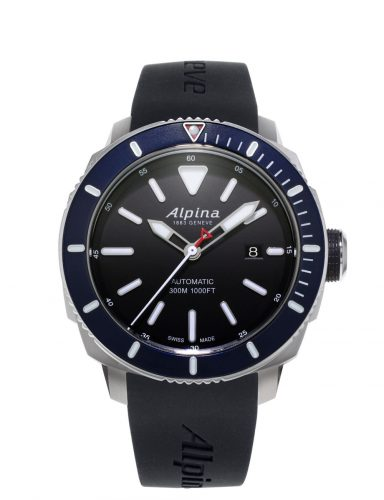 ALPINA SEASTRONG DIVER 300 AL-525LBN4V6