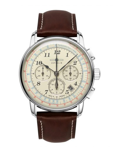 ZEPPELIN LZ 126 LOS ANGELES CHRONOGRAPH AUTOMATIK 7625-5