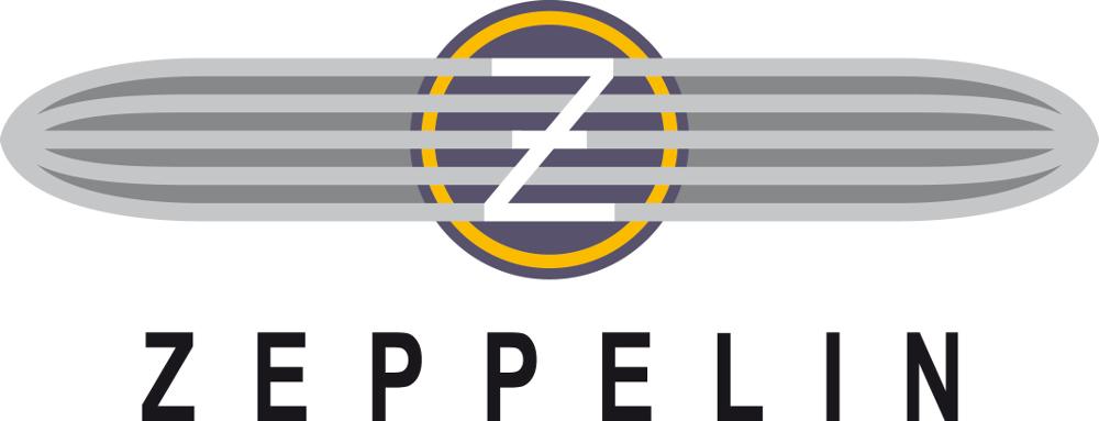 Zeppelin-Logo-Markengeschichte