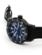 FORTIS DIVER BLACK 647.18.41.LP