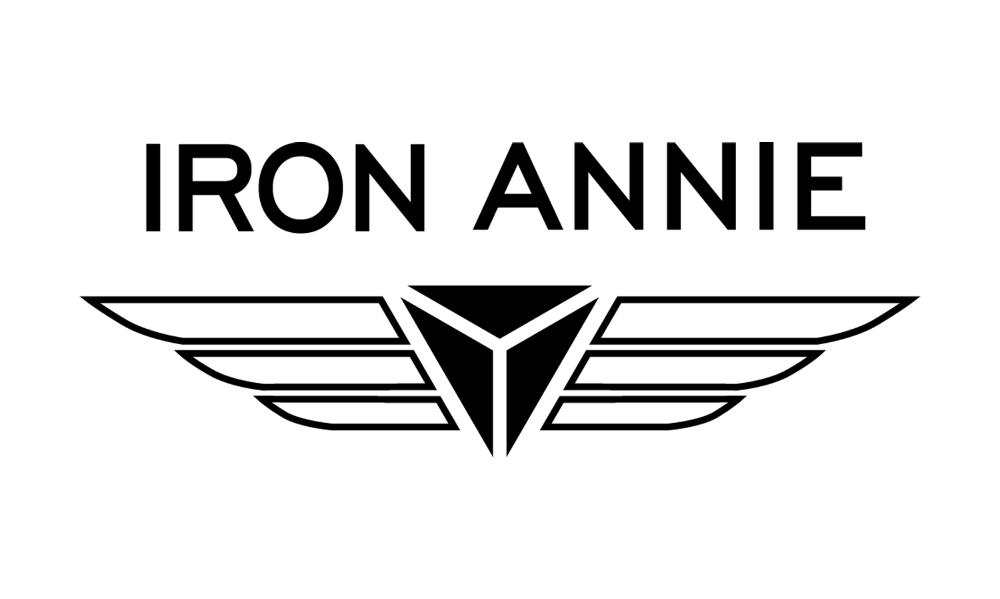 Iron-Annie-Logo-Markengeschichte
