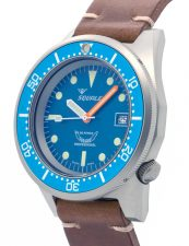 SQUALE 1521-026 Ocean blasted 50 Atmos professional