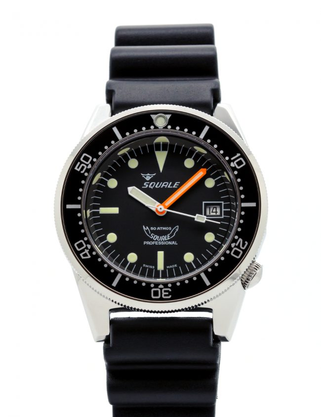 SQUALE 1521-026/A BLACK 50 ATMOS PROFESSIONAL