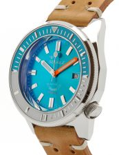 Squale Squalematic 60 ATM professional blue LB gelocht