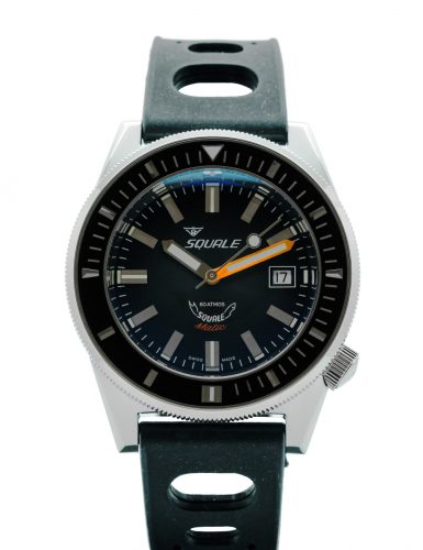 Squale Squalematic 60 ATM professional grey Tropic