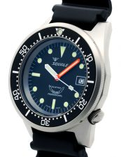SQUALE 1521-026_A BLACK BLASTED 50 ATMOS PROFESSIONAL