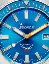 Squale Squalematic 60 ATM professional blue MB