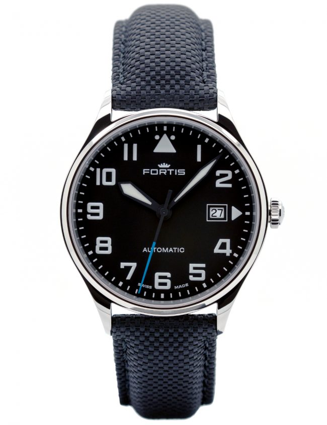 FORTIS PILOT CLASSIC DATE