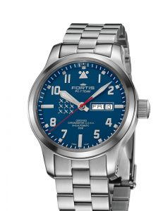 UHR FORTIS PC-7 TEAM AEROMASTER EDITION DAY-DATE