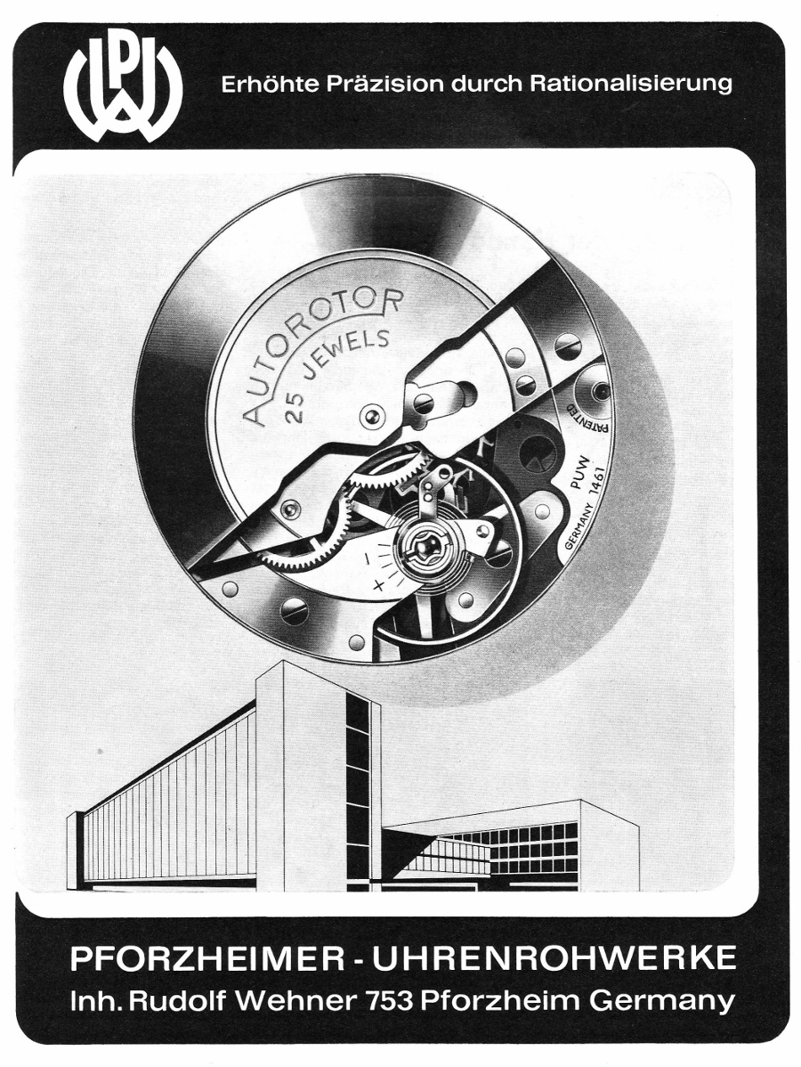 Uhren Köck Marke Circula Bild 4