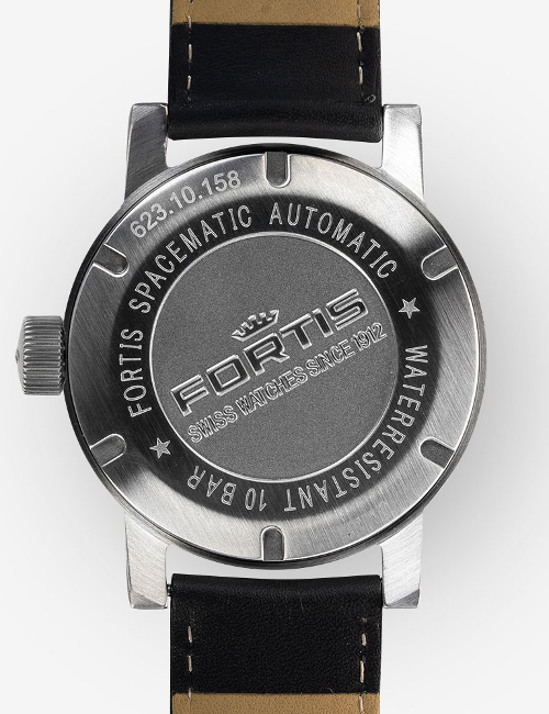 FORTIS SPACEMATIC STEEL 623.10.18.L01