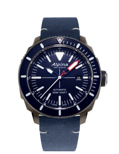 ALPINA SEASTRONG DIVER 300 AL-525LNN4TV6