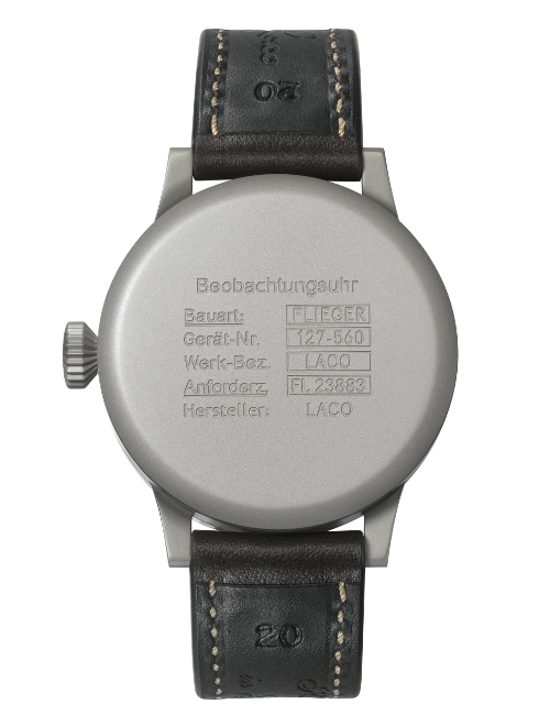 LACO MÜNSTER BEOBACHTUNGSUHR BAUMUSTER A 861748