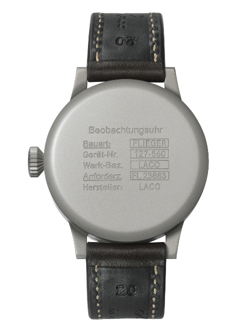 LACO PADERBORN BEOBACHTUNGSUHR BAUMUSTER B 861749