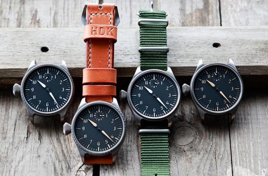Uhren Köck Marke Subdelta Bild 2