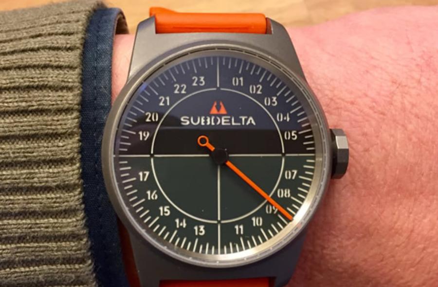 Uhren Köck Marke Subdelta Bild 3